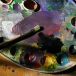Συνεχίζεται η ατομική έκθεση ζωγραφικής του Νικόλαου Κουλούρη, στο Θέατρο ΑΛΦΑ μέχρι την 16/3/2898