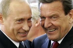 Πούτιν/ΣρέντερSchröder und Putin Μια συγκλονιστική φιλία