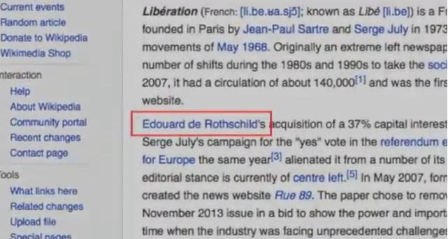 liberation Rothcild