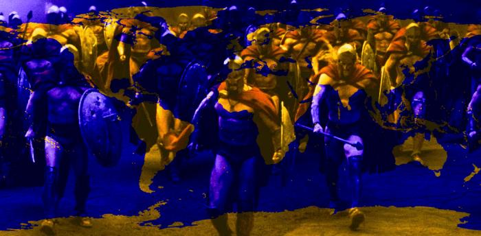 ΑΦΙΕΡΩΜΕΝΟ ΣΤΟΥΣ ΠΟΛΕΜΙΣΤΕΣ ΠΟΥ ΗΔΗ ΞΕΚΙΝΗΣΑΝ ΝΑ ΜΑΧΟΝΤΑΙ... ( Άρθρο της Αφροδίτης Καρανίκου )