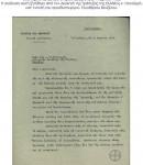 H 4σέλιδη ανάλυση του διευθυντή της ΤτΑνατολής, Στ. Δέλτα, για την οικον. κατάσταση της Ελλάδας στις 31/3/1932.