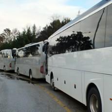 Tελωνείο Κήπων: Πρόστιμα σε λεωφορεία που μετέφεραν ψηφοφόρους από την Τουρκία.
