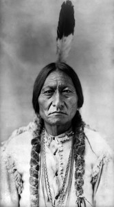 Ο Καθιστός Ταύρος (Λακότα: Tatanka-Iyotanka, περ. 1831 - 15 Δεκεμβρίου 1890, αγγλ.: Sitting Bull)