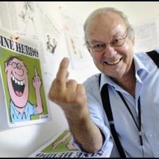Αποκάλυψη του παρελθόντος:Υπόθεση Σινέ-Eκδιώξη από το Charlie Hebdo!