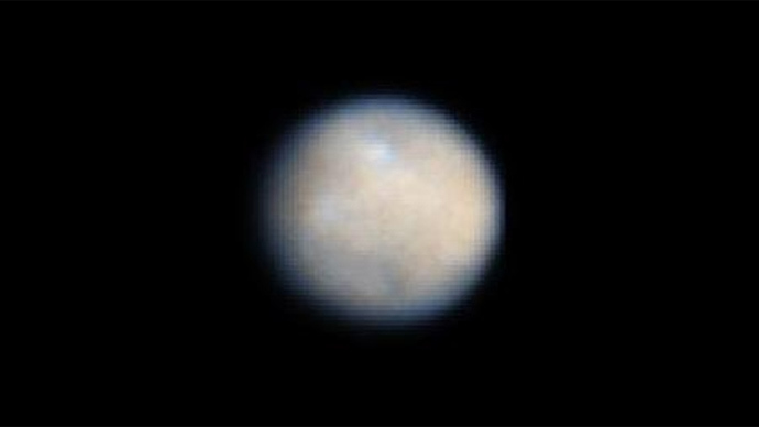 Ceres, Target of NASA's Dawn Mission (Image from nasa.gov)