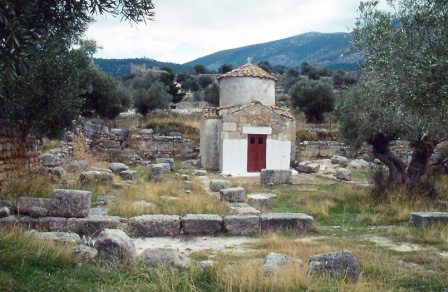 Μαντείον Μελάμποδος... καρφωμένο και ταπωμένο... όπως όλα τα Ιερά των Ελλήνων...
