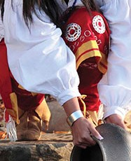 ENJOY CHEROKEE DAYS EXPERIENCE ONLINE: LIVE WEBCASTS STREAM ONLINE FRIDAY, APRIL 10 & SATURDAY APRIL 11 ON NMAI WEBSITE