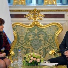 Πούτιν: Η Ρωσία και η Αργεντινή συζητούν τη χρήση των τοπικών νομισμάτων στις συναλλαγές