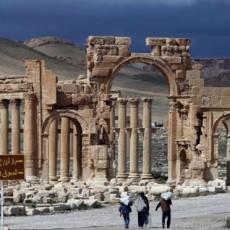 """ΣΥΡΙΑ. Η Παλμύρα είναι υπό απειλή... """"Isis δεν έχει εισέλθει στην πόλη ακόμα και ελπίζουμε ότι οι βάρβαροι δεν θα μπουν ποτέ""""..."""