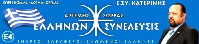 Ε.ΣΥ. ΚΑΤΕΡΙΝΗΣ