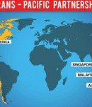 H ΕΤΑΙΡΙΟΚΡΑΤΙΑ ΚΥΚΛΩΣE ΤΟΝ ΠΛΑΝΗΤΗ ΜΕ ΜΙΑ ΔΙΑΤΛΑΝΤΙΚΗ TTIP( Transatlantic Trade) ΚΑΙ ΤΩΡΑ ΜΕ ΜΙΑ ΔΙΑΕΙΡΗΝΙΚΗ TPP(Trans-Pacific ) ΣΥΜΦΩΝΙΑ