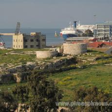 Παραχωρούν τα αρχαία μνημεία του Πειραιά... ΒΑΣΙΛΗΣ ΘΕΟΔΩΡΟΠΟΥΛΟΣ: Η ΚΛΗΡΟΝΟΜΙΑ ΑΠΟ ΤΟΥΣ ΠΡΟΓΟΝΟΥΣ ΜΑΣ ΔΕΝ ΠΟΥΛΙΕΤΑΙ ΔΕΝ ΕΚΧΩΡΕΙΤΑΙ ΔΕΝ ΔΑΝΕΙΖΕΤΑΙ ΔΕΝ ΙΔΙΩΤΙΚΟΠΟΙΕΙΤΑΙ. ΠΡΟΔΟΤΕΣ ΜΙΑΣΜΑΤΑ Ο,ΤΙ ΚΑΙ ΝΑ ΠΡΟΓΡΑΜΜΑΤΙΖΕΤΕ, ΕΙΜΑΣΤΕ ΗΔΗ ΕΔΩ