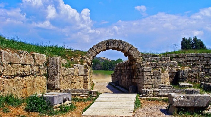 Αρχαίο Στάδιο Ολυμπίας