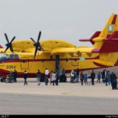 Σύλλογος Ελλήνων Μηχανικών Αεροσκαφών: Μόνο 2 Canadair είναι παροπλισμένα – Όλα τα υπόλοιπα είναι διαθέσιμα στην Π.Α. για την κατάσβεση των πυρκαγιών