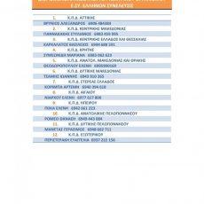 ΑΡΤΕΜΗΣ ΣΩΡΡΑΣ ΠΑΡΟΥΣΙΑΣΗ ΤΩΝ ΔΙΟΡΙΣΜΕΝΩΝ ΣΥΜΒΟΥΛΩΝ ΚΑΙ ΤΩΝ ΤΜΗΜΑΤΩΝ ΤΟΥ ΚΕΝΤΡΙΚΟΥ ΟΡΓΑΝΙΣΜΟΥ ΕΛΛΗΝΩΝ ΣΥΝΕΛΕΥΣΙΣ 2/8/2903 (απομαγνητοφώνηση ομάδα ΚΛΕΙΩ)