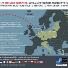 """DEFENDER EUROPE 20"" ΕΝ ΜΕΣΩ ΠΑΝΔΗΜΙΑΣ ΚΟΡΩΝΑΪΟΥ Η ΜΕΓΑΛΥΤΕΡΗ ΝΑΤΟΪΚΗ ΑΣΚΗΣΗ ΣΤΗΝ ΕΥΡΩΠΗ !"