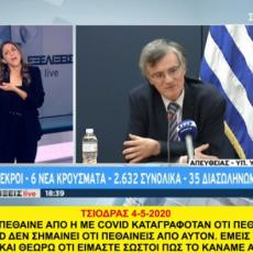 """Επιστολή από τον κ.Νικόλαο Βρούσγο προς την Ένωση Ελλήνων Εισαγγελέων για την αποδόμηση του """"ιατρο-φασισμού"""" που ζούμε"""
