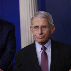 Κορωνοϊός - ΗΠΑ: Σε καραντίνα ο δρ. Φάουτσι και άλλοι δύο κορυφαίοι αξιωματούχοι
