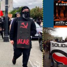 Τραμπ: Τρομοκρατική οργάνωση κηρύχθηκε το «Antifa» – Νέες δυνάμεις στις Πολιτείες