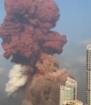 Λίβανος: Ισχυρή έκρηξη κοντά στο λιμάνι της Βηρυτού (βίντεο) - Πληροφορίες για δεκάδες τραυματίες