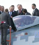 """Ο Ερντογάν στράφηκε προς Μόσχα για βοήθεια: Η Τουρκία είναι έτοιμη να αγοράσει τη τελευταία γενιά Su-35 """"4 ++"""" από τη Ρωσία"""