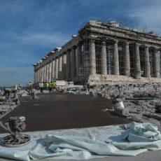 Ανακοίνωση - δυναμίτης για το «μπετόν αρμέ» της Ακρόπολης από το ελληνικό τμήμα του ICOMOS της UNESCO