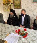 5εκ € «δωράκι» του Περιφερειάρχη Δυτ. Ελλάδος για τους δρόμους στα μοναστήρια της Ηλείας !