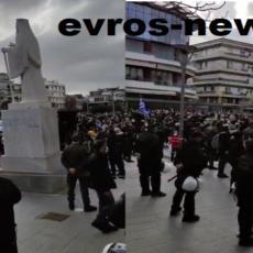 ΟΡΕΣΤΙΑΔΑ. ΧΙΛΙΑΔΕΣ ΕΒΡΙΤΕΣ ΓΙΟΥΧΑΡΑΝ ΑΓΡΙΑ ΤΟΝ ΜΗΤΑΡΑΚΗ ΠΟΥ ΕΓΙΝΕ ΛΑΓΟΣ !!! (ΒΙΝΤΕΟ)